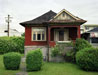 Old Red Wood Frame House, Vancouver BC 1992 Roy Arden